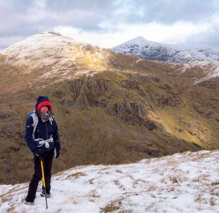 21 Munros Climbed in 2017