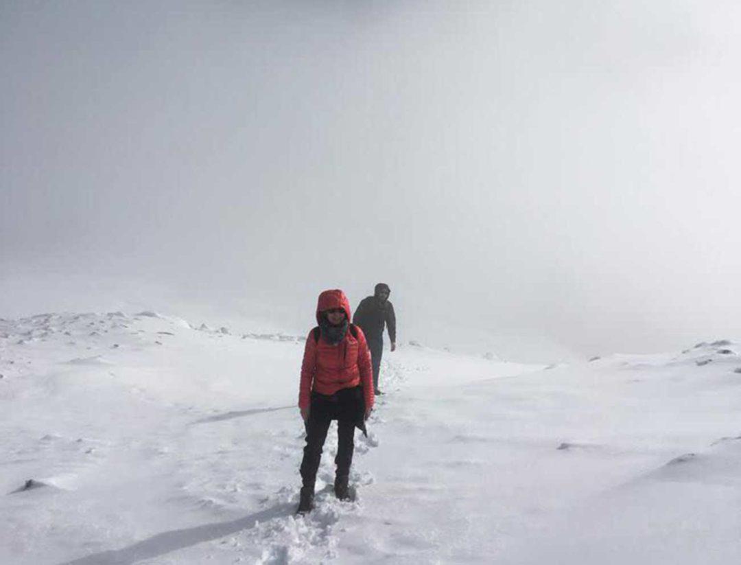 Hillwalking in Scotland