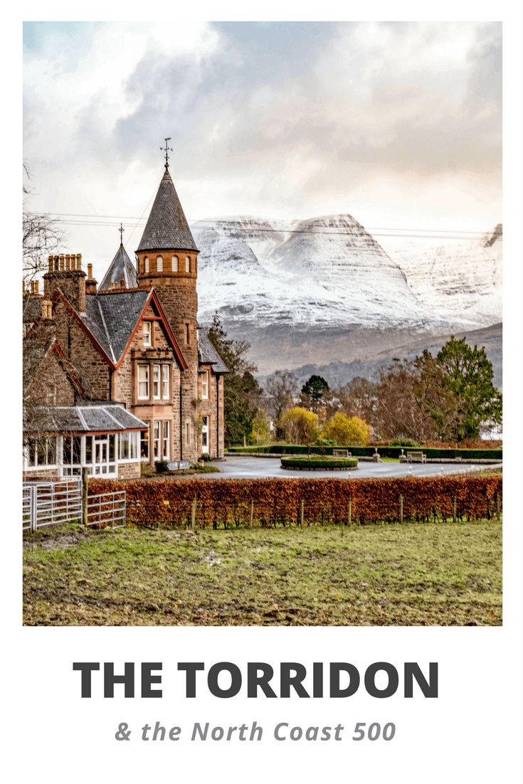 The Torridon Hotel North Coast 500