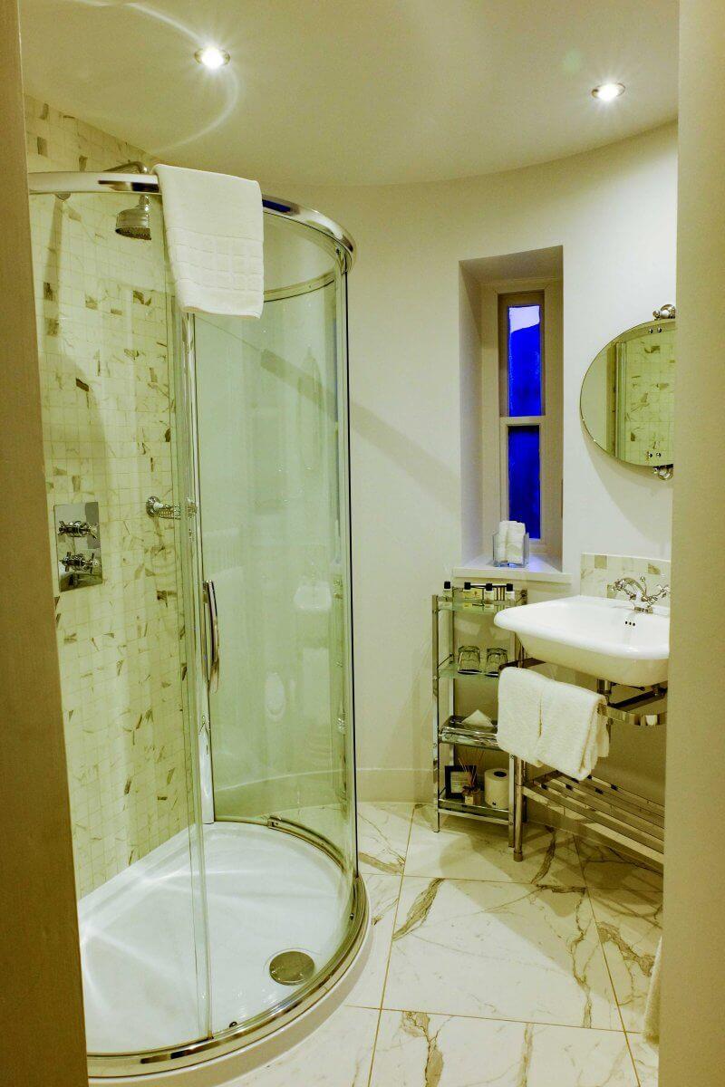 Bathroom Torridon Hotel Scotland