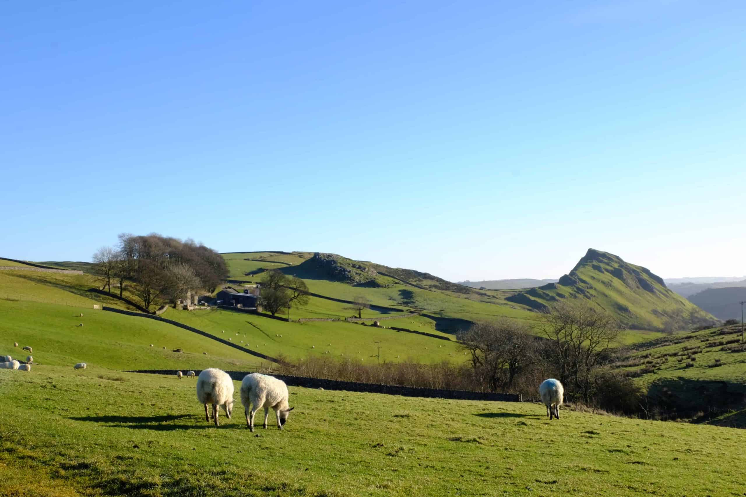 Peak District walks East Cheshire Chrome Hill