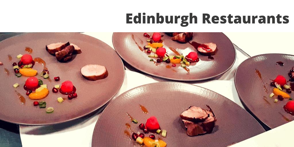 Edinburgh Restaurant Guide