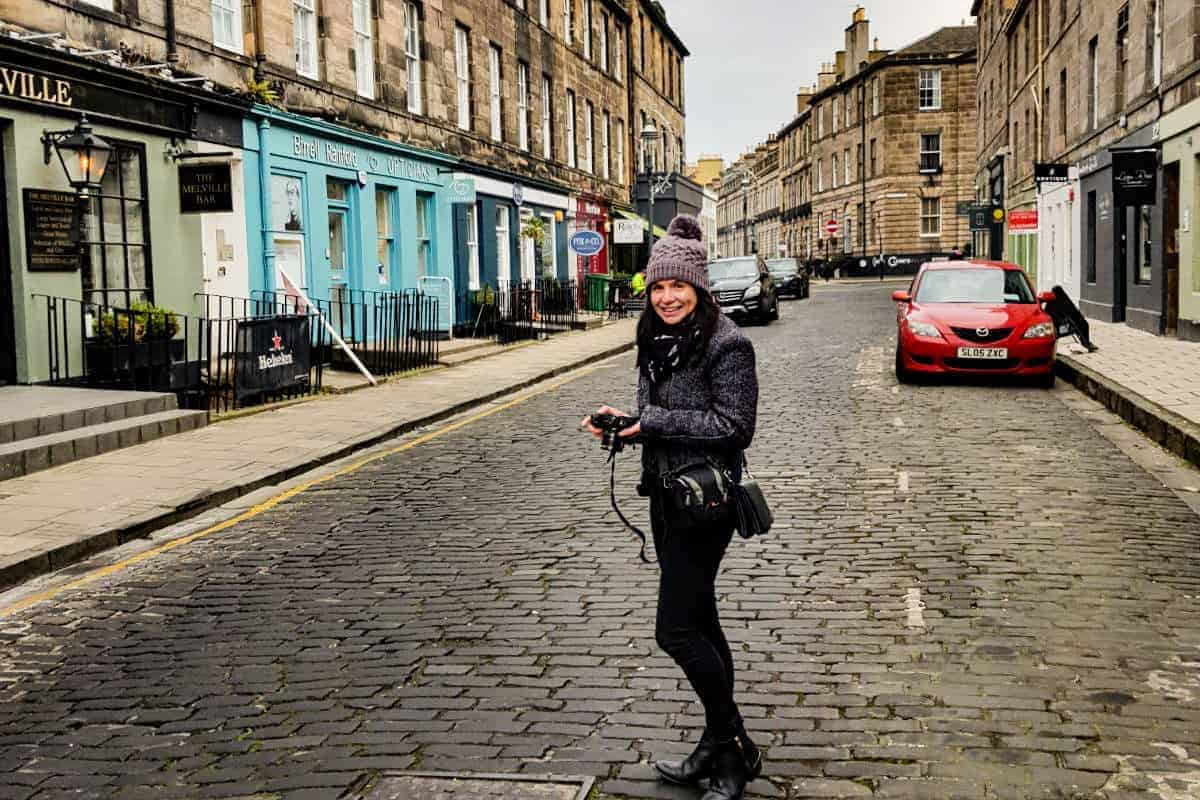 Edinburgh's West End Village