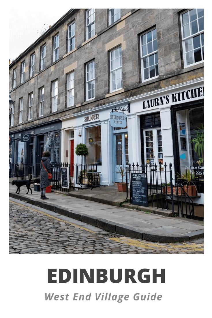 Edinburgh West End