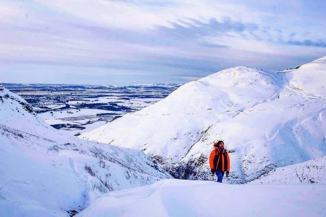 Snow days & #GetOutside – January in Scotland 2018