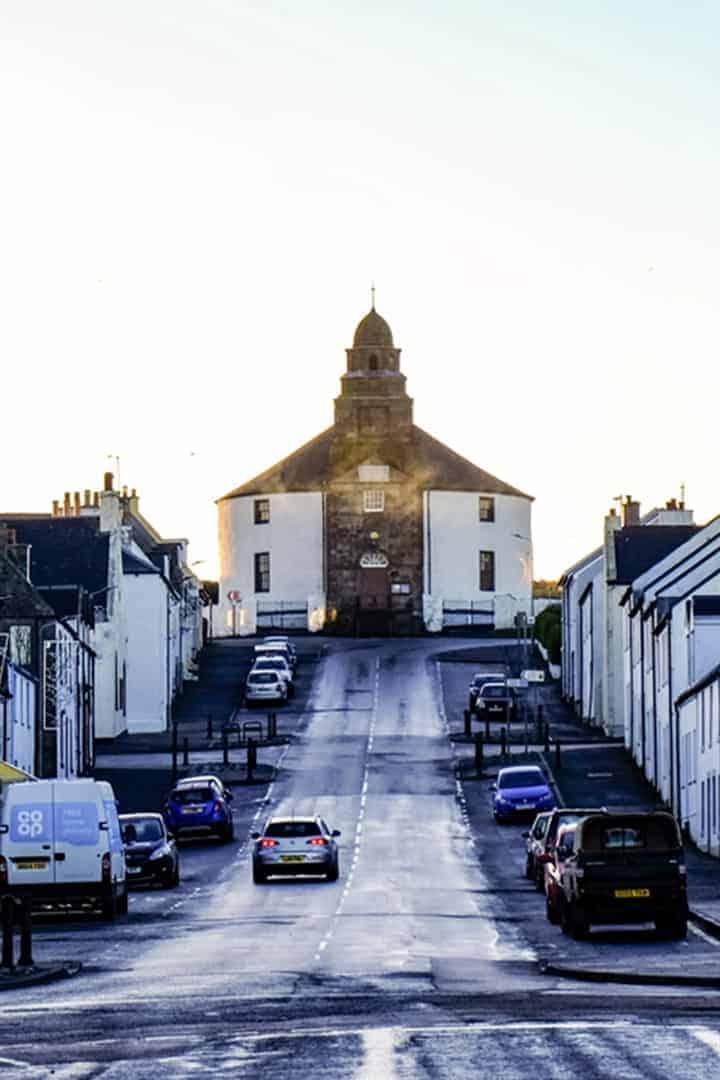 Bowmore Round Church Islay