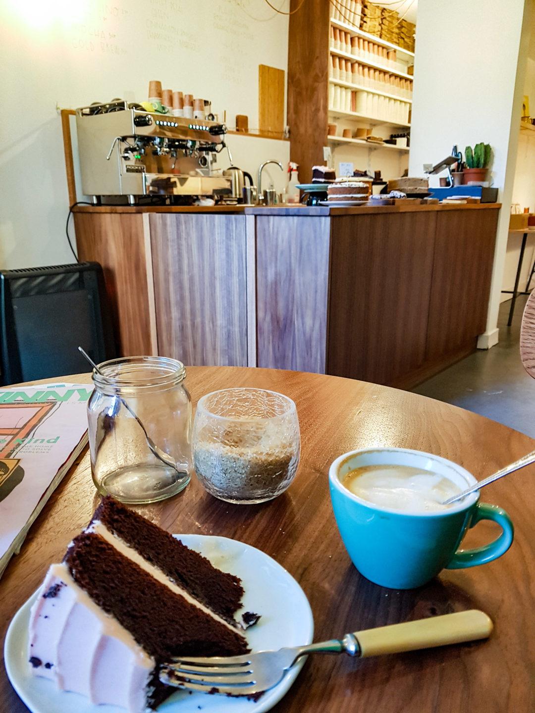 Lovecrumbs Cafe Edinburgh
