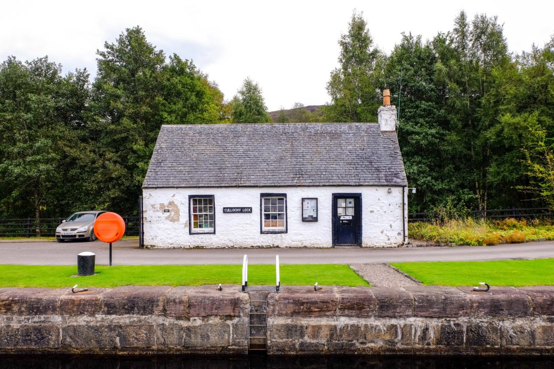 Cullochy Caledonian Canal