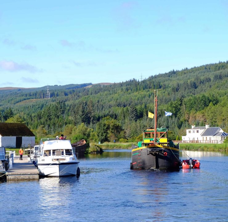 Beyond Nessie, how to explore Fort Augustus and the real Loch Ness