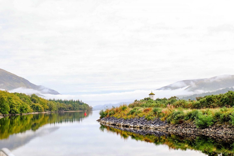 Gairlochy Caledonian Canal