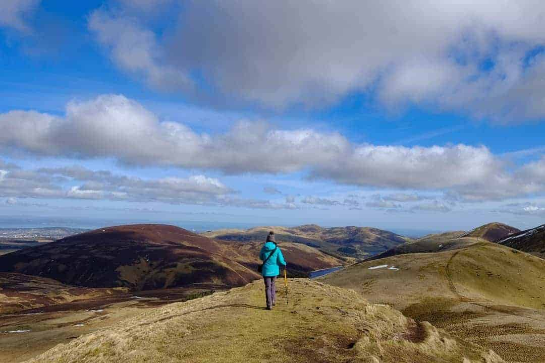 Pentlands Edinburgh Day Walks in Scotland