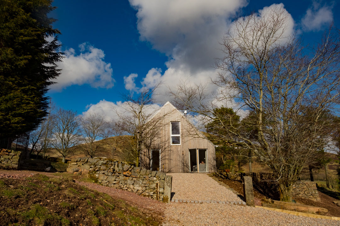 10 Fab places to stay in Scotland
