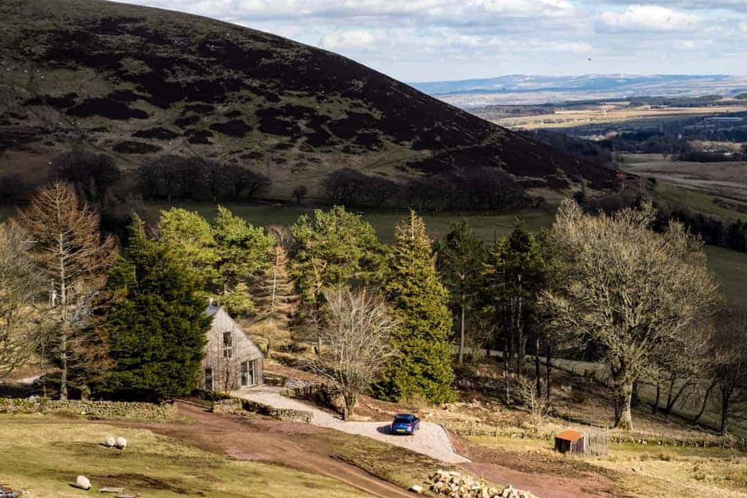Westside Woodshed, Edinburgh