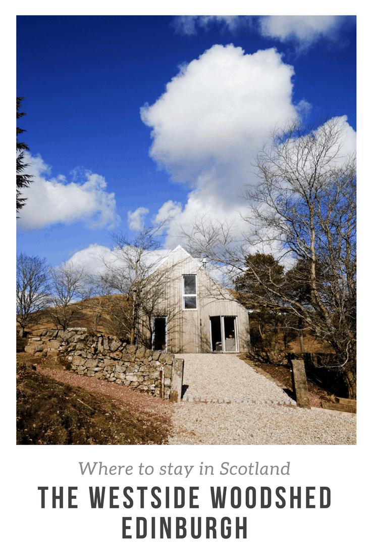 Holiday cottage near Edinburgh