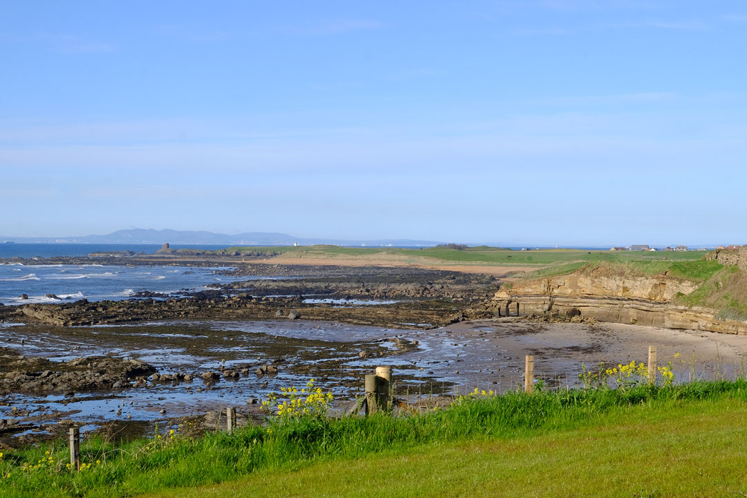 East Neuk of Fife glamping in Scotland