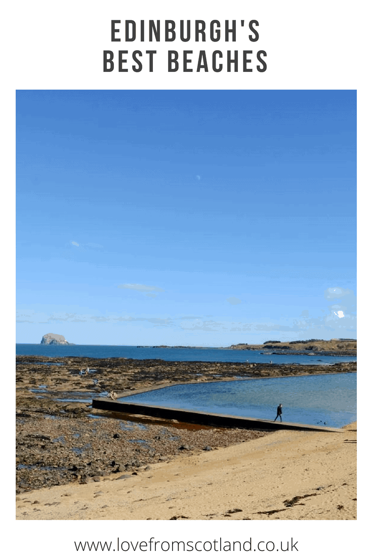 Edinburgh beach