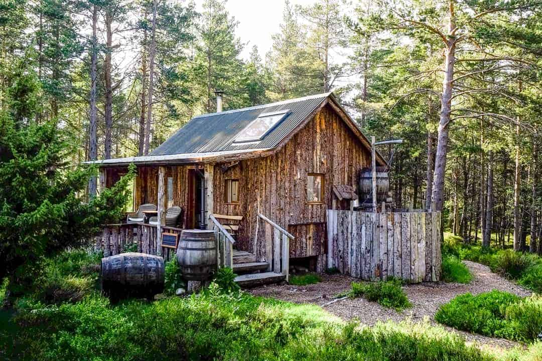 Woodman's Hut, Lazy Duck