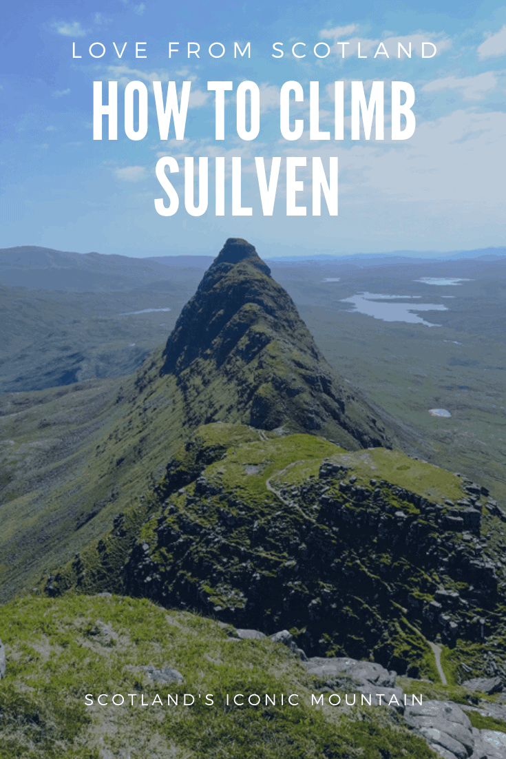 Above turquoise waters and white sandy beaches rise the otherworldly rock formations of Assynt in the Scottish Highlands. Climb the mighty Suilven for one of best hillwalking days in the whole of Britain.