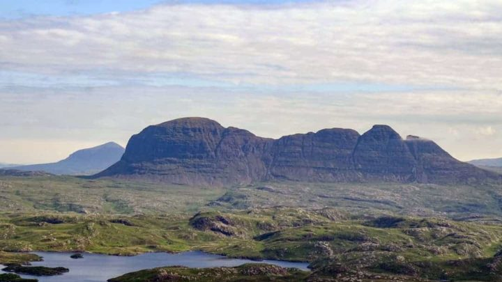 Iconic mountains to hike in Scotland
