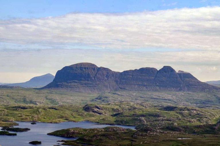 Suilven Day Walks in Scotland