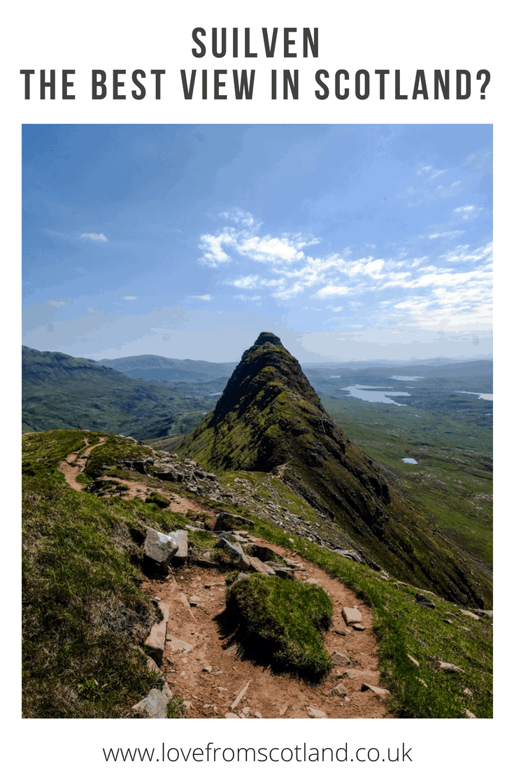 climbing suilven best view in scotland (1)