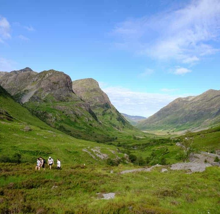 10 of Scotland's best day hikes