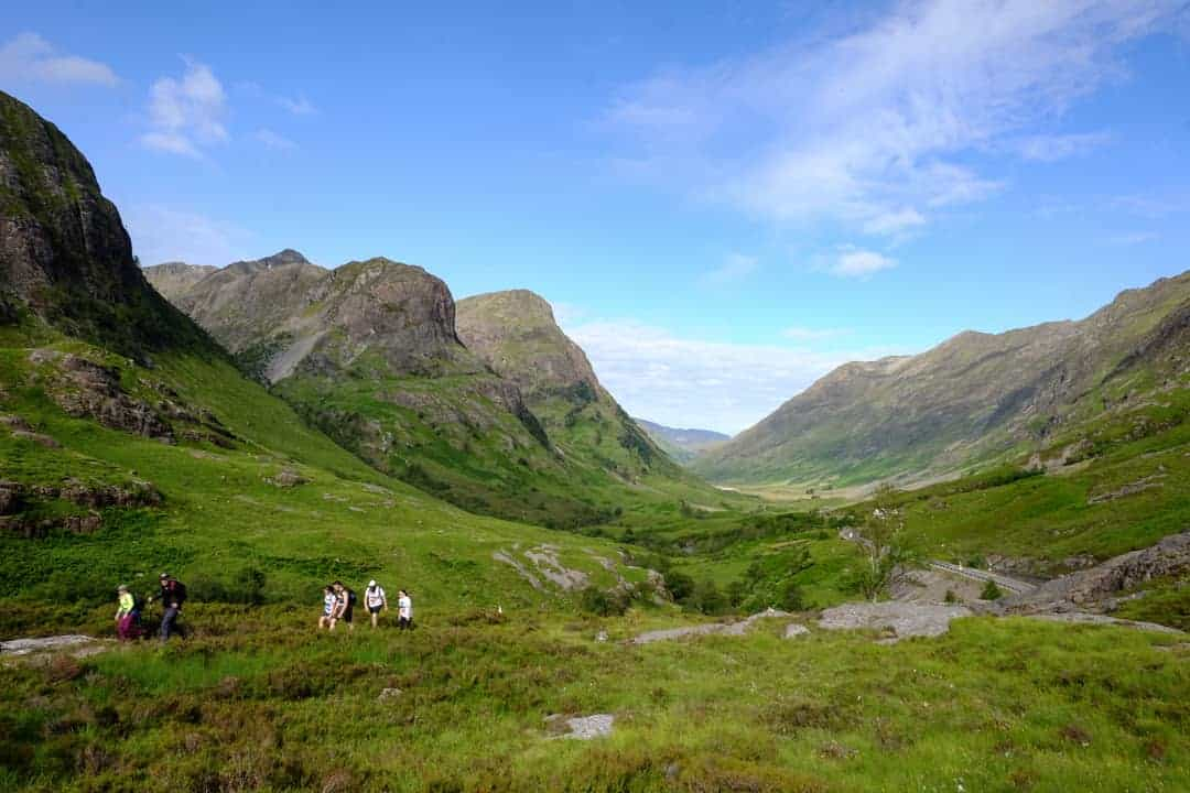 Day walks in Scotland - From Munros to Marathons the best