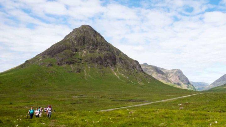 Glencoe - Day Walks in Scotland