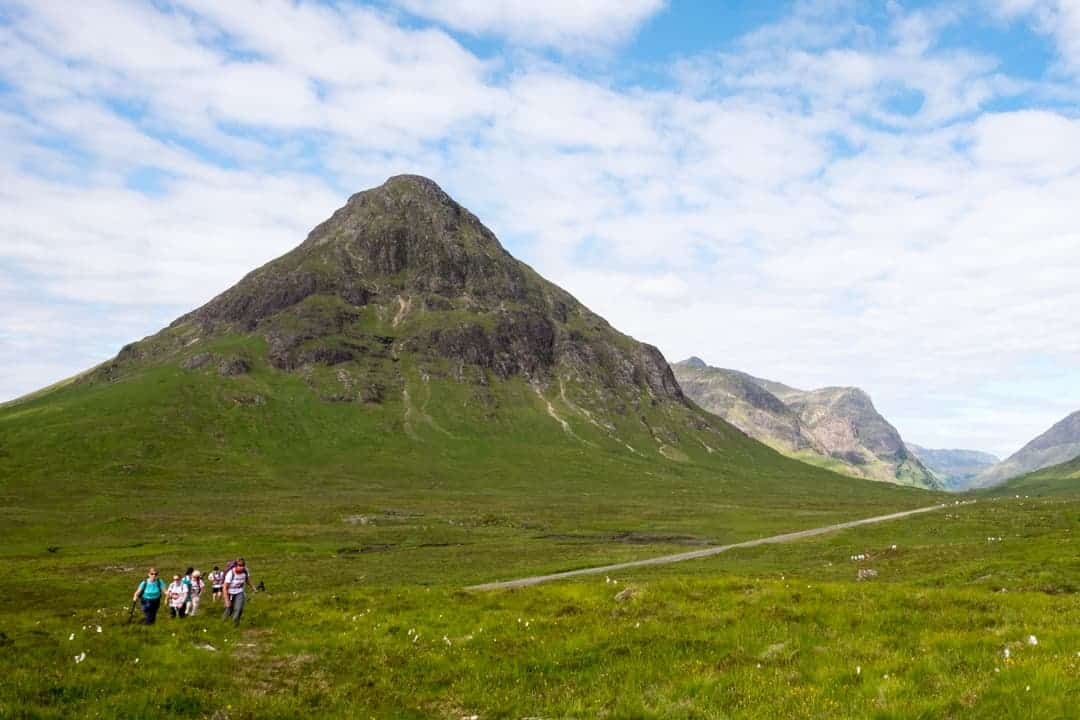 Glencoe - Day Walks in Scotland