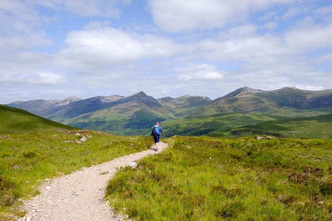 West Highland Way Glencoe
