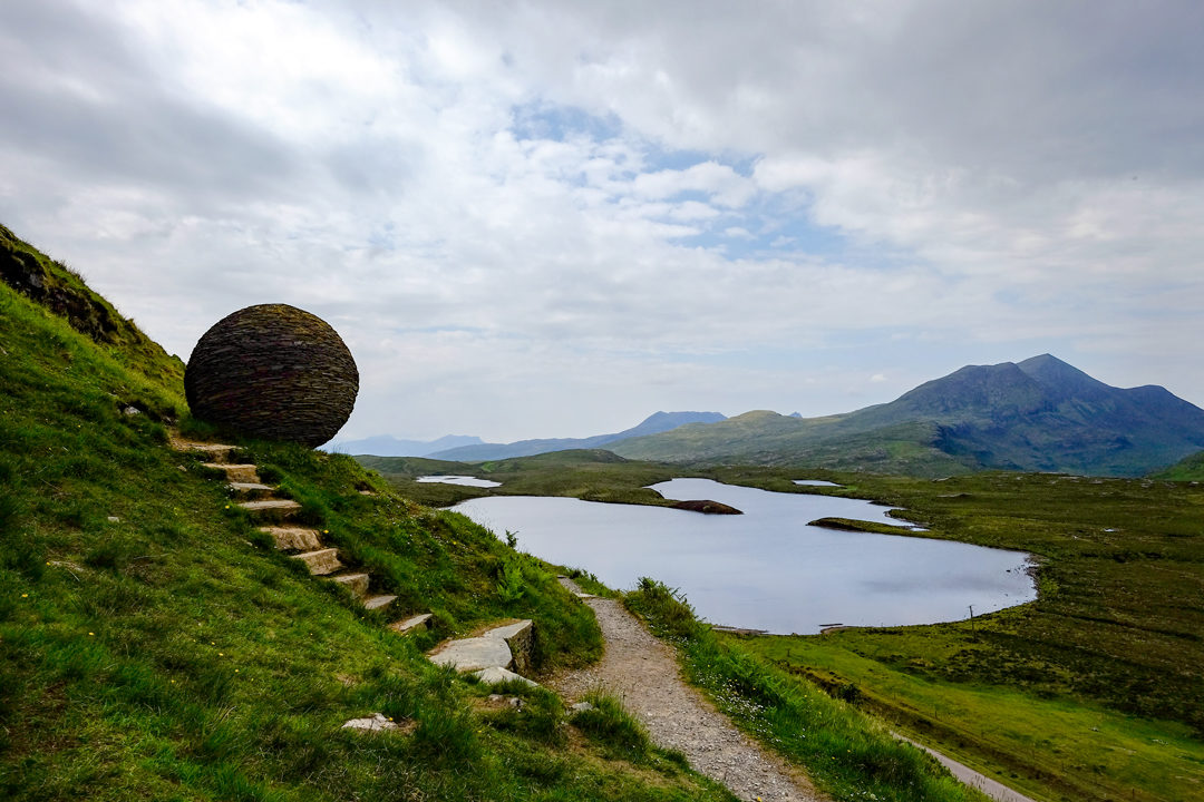 Knockan Crag Lochinver and Assynt