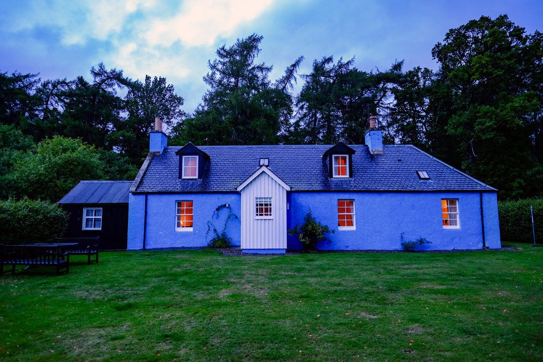 Lochinshelloch Cottage, the Cawdor Estate