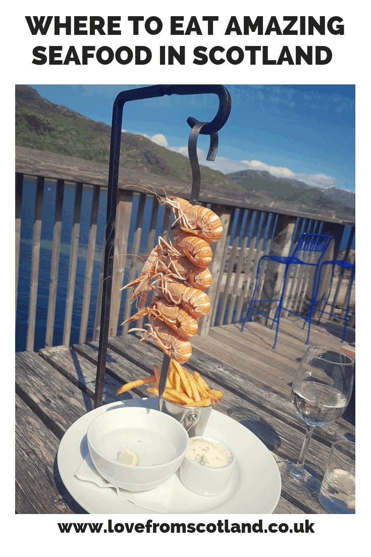 There isn't a better takeaway than freshly cooked fish on the coast of Scotland. From lobsters to langoustines, oysters, mussels, crabs and scallops, to salmon and even monkfish, Scotland's lochs and seas produce amazing fish and seafood. Here are my favourite places to eat amazing seafood in Scotland.