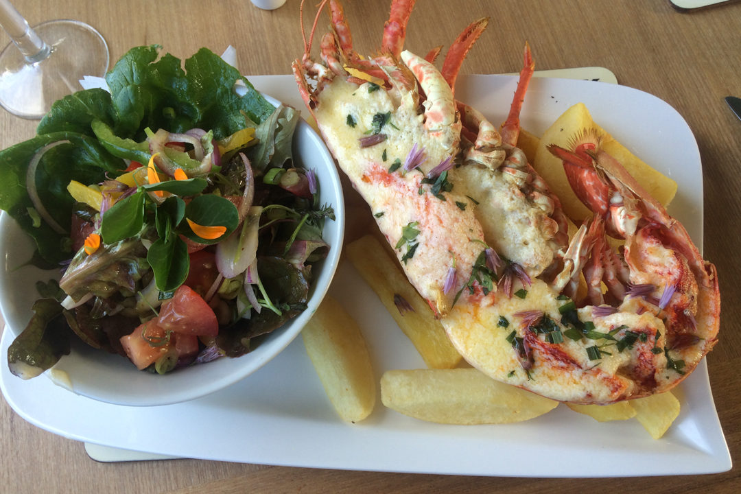 seafood in Scotland