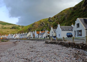 Pennan Moray Firth