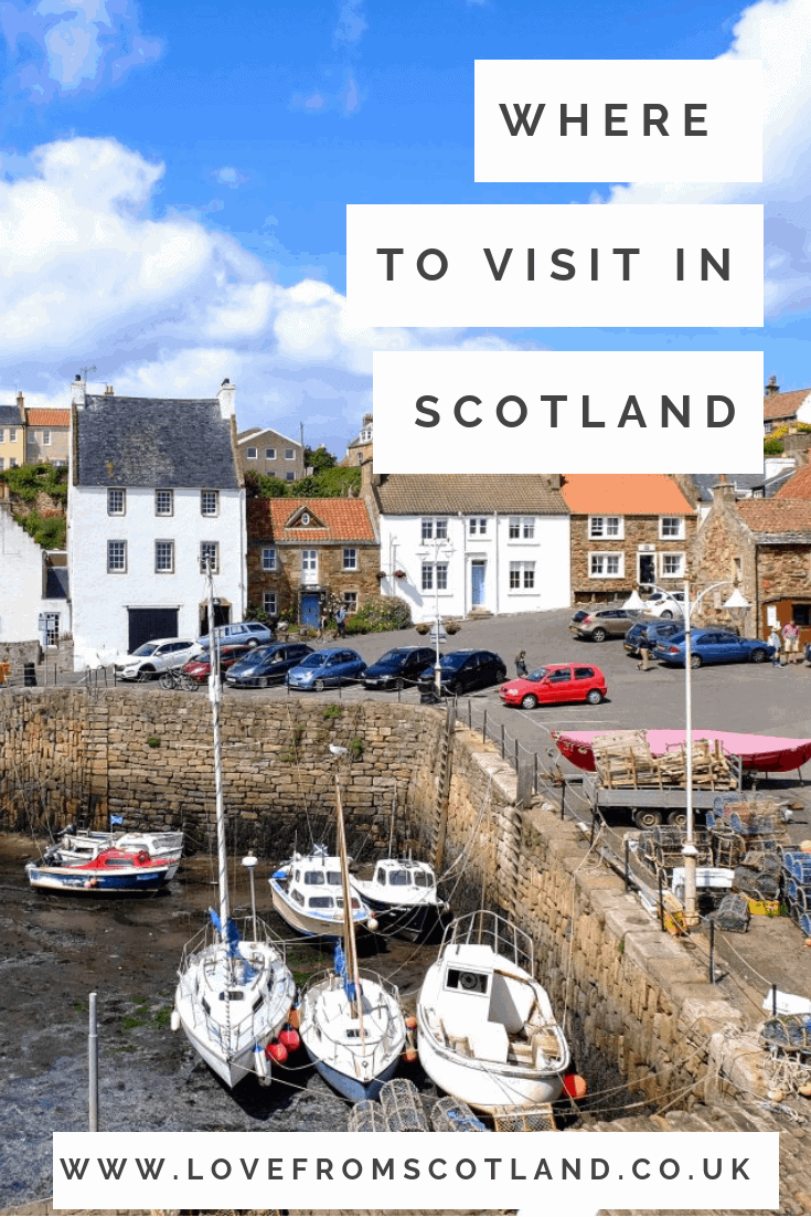What's top of your list when you think of visiting Scotland? The Isle of Skye, Eileen Donan Castle, Loch Ness and the North Coast 500? They are all rightly famous worldwide. However, it is all too easy to fall into the trap of blindly following a top ten list and missing out on the really good stuff - and taking the same photos as everyone else! Fancy getting a wee bit off the beaten track? Here are my best places to visit in Scotland.