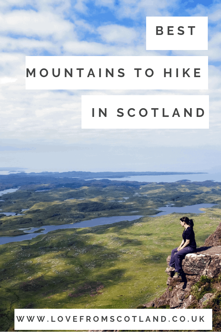 Scotland's mountains - charismatic despite their lack of height, and because of Scotland's dependably undependable weather, at times downright dramatic. Here are my favourite iconic Scotland mountains to climb.