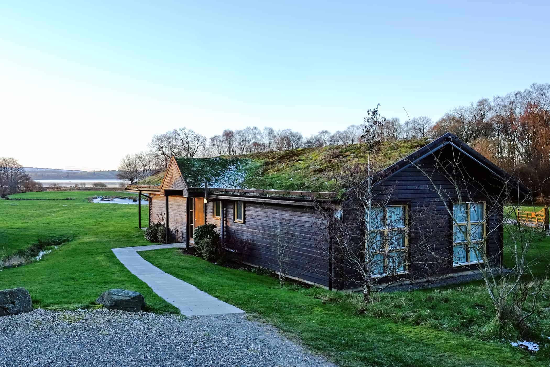 Loch Lomond lodge