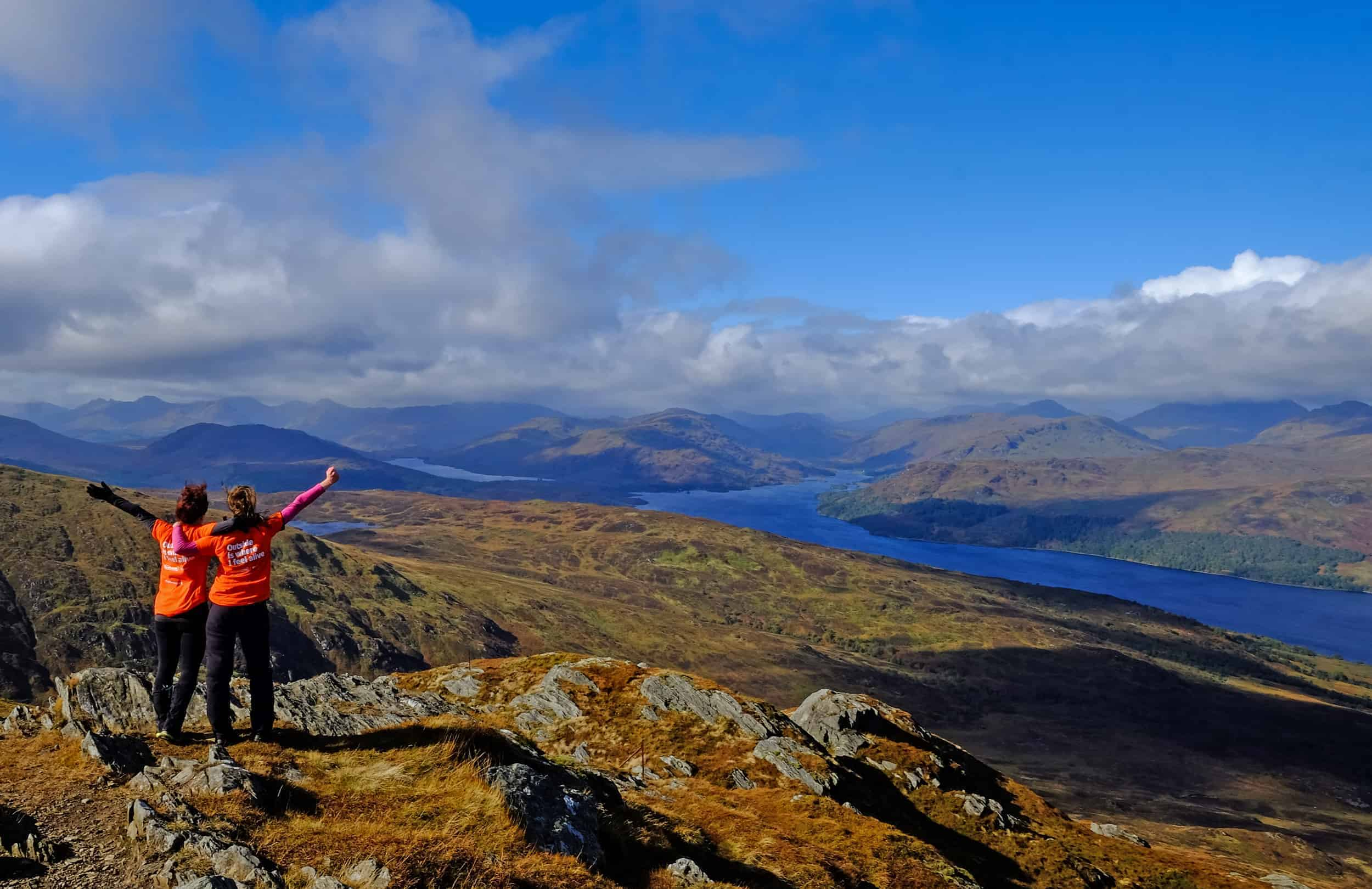 The outdoorsy guide to Loch Lomond & the Trossachs National Park