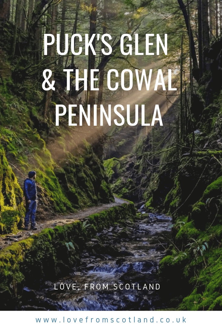 Pucks Glen and The Cowal Peninsula forms part of the Loch Lomond and the Trossachs National Park and sits on Loch Fyne - here's how to visit Argyll's secret coast.