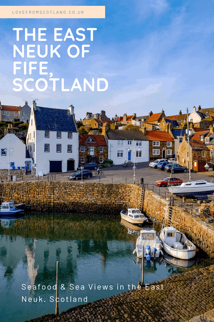 Fancy a lobster roll, spotting some puffins and a stroll along a beautiful beach? Here is why you should visit the East Neuk of Fife, one of my favourite parts of Scotland.