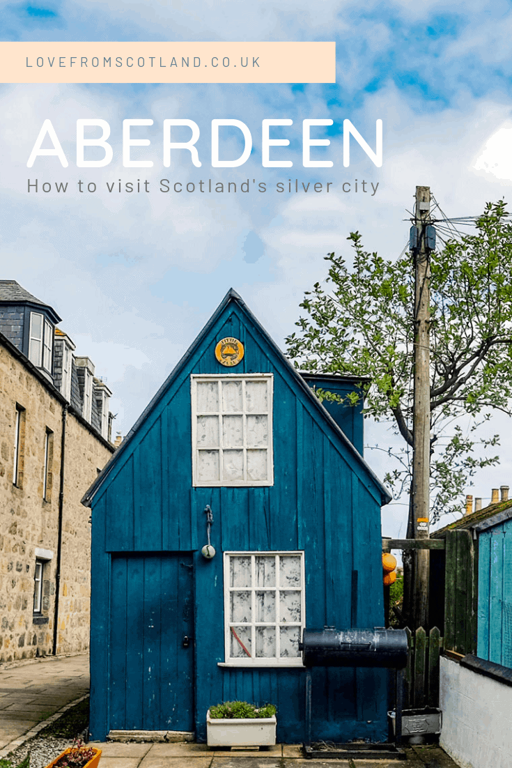 With quirky villages, street art, dolphins and fine food, Aberdeen should be on your radar for your next visit to Scotland.