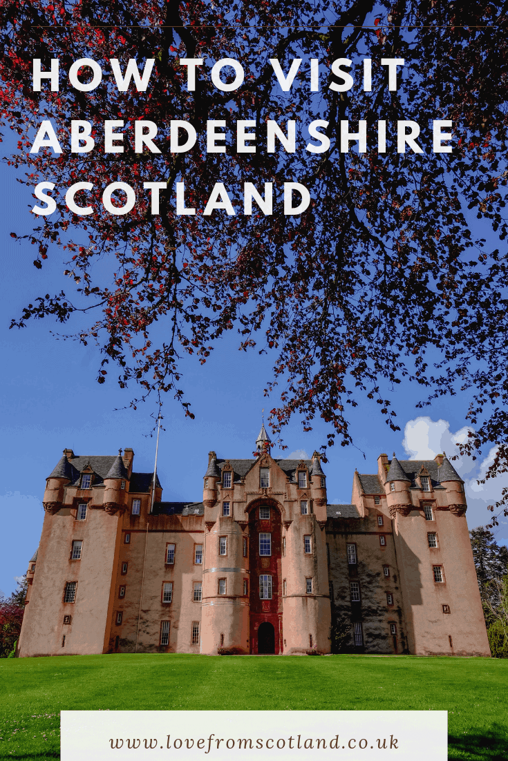 With 263 castles, 165 miles of dramatic coastline & one very famous Count (Dracula, that is) here is why you should visit Aberdeenshire.