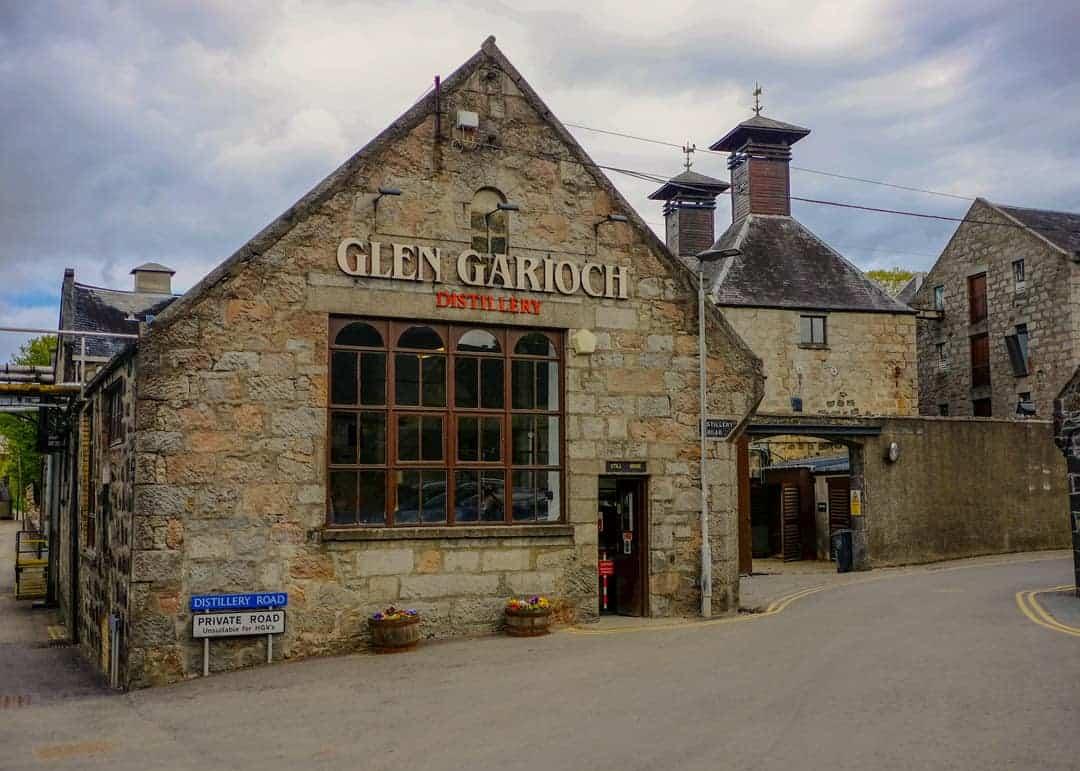 whisky Aberdeenshire