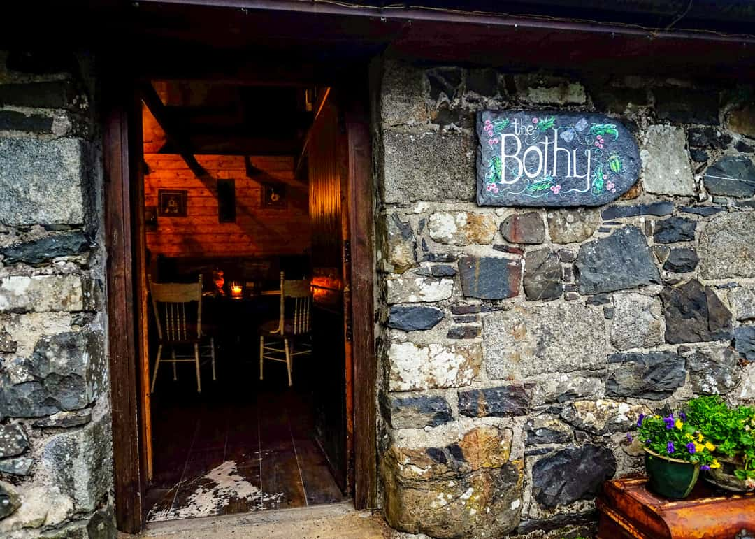 The Bothy at Balloch O' Dee