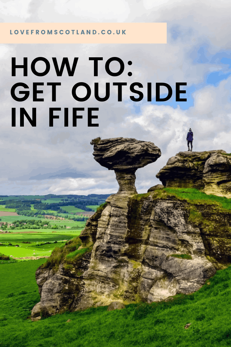 The ultimate guide to things to do in Fife – outdoors! Voted 'No 1 outdoor destination' in Scotland by Scottish Natural Heritage eight years in a row; it's no wonder I love Fife. Here's the best things to do in Fife - Outdoors.