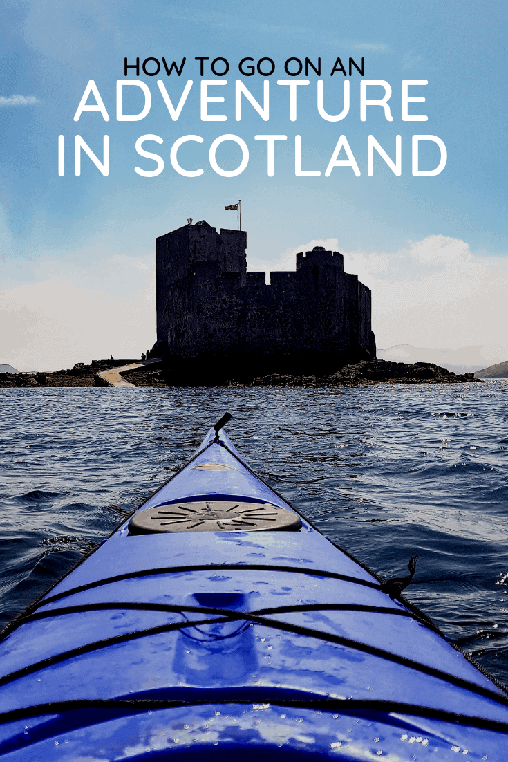 The best way to see Scotland? By getting outside! Looking for things to do in Scotland outdoors, here is my ultimate guide to outdoor adventures.