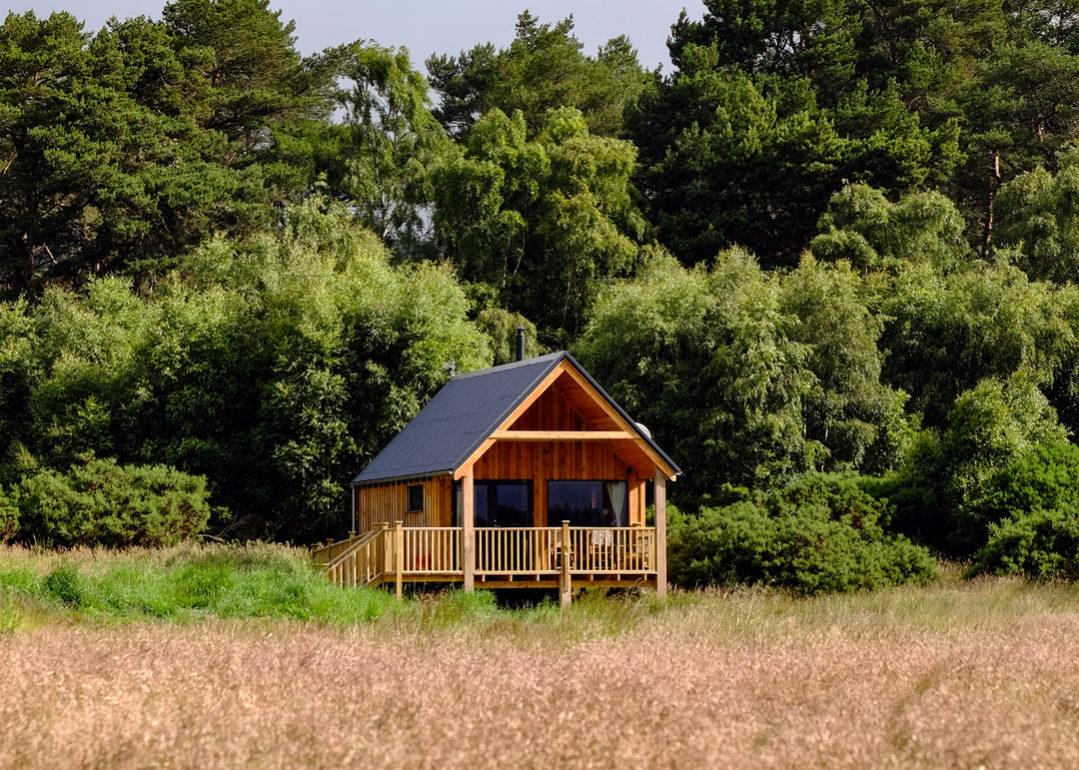 The Birdwatcher's Cabin Golspie