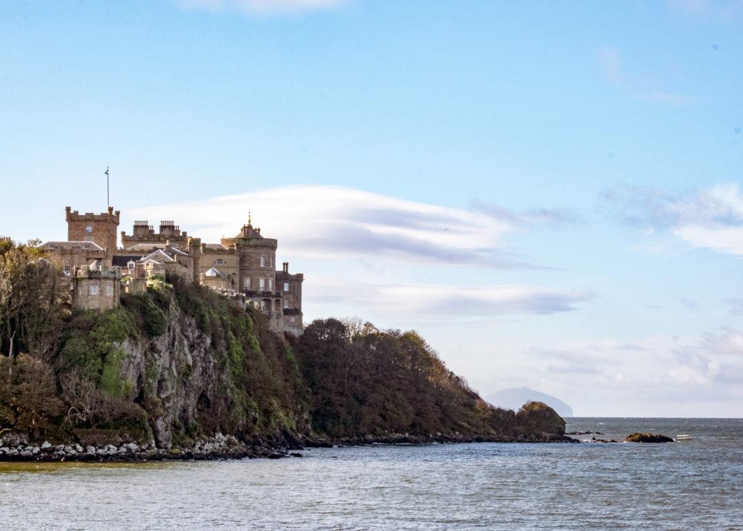 Scottish History Culzean