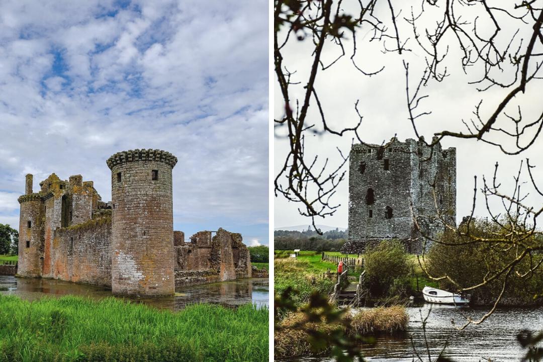Galloway Castles